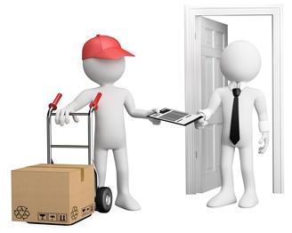 Door-to-door system